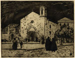 The Old Church, Taormina